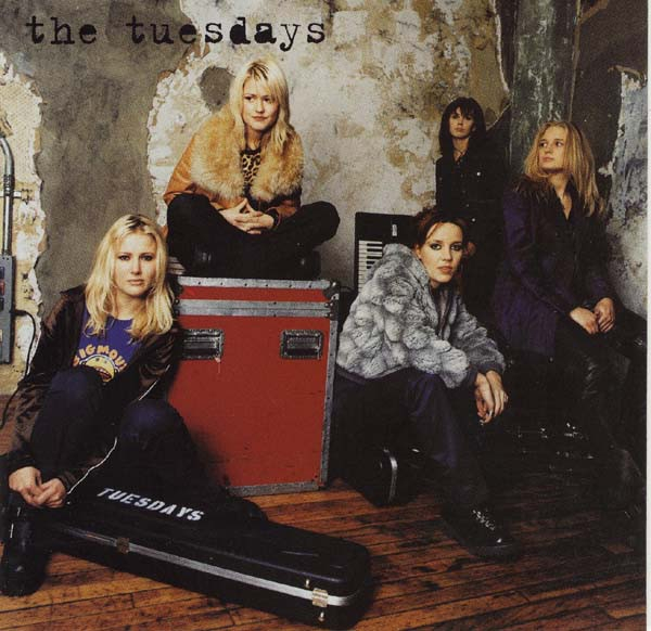 The Tuesdays The Tuesdays Cover Art