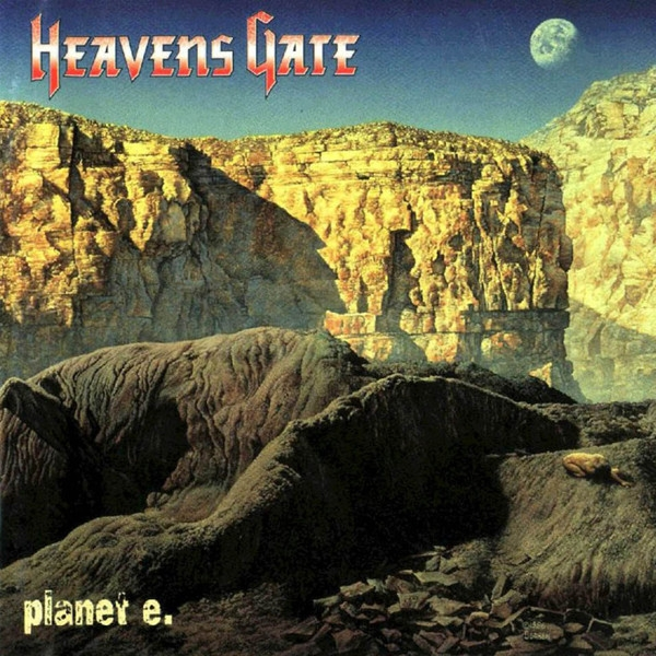 Heavens Gate Planet E. cover art