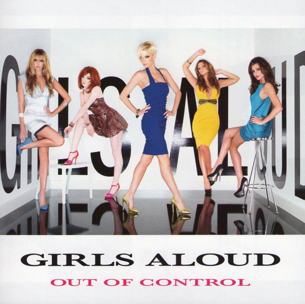 Girls Aloud Out of Control cover art