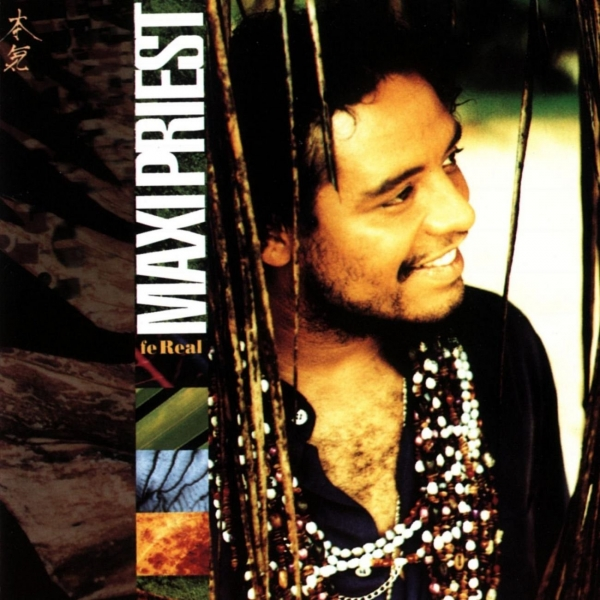 Maxi Priest Fe Real cover art