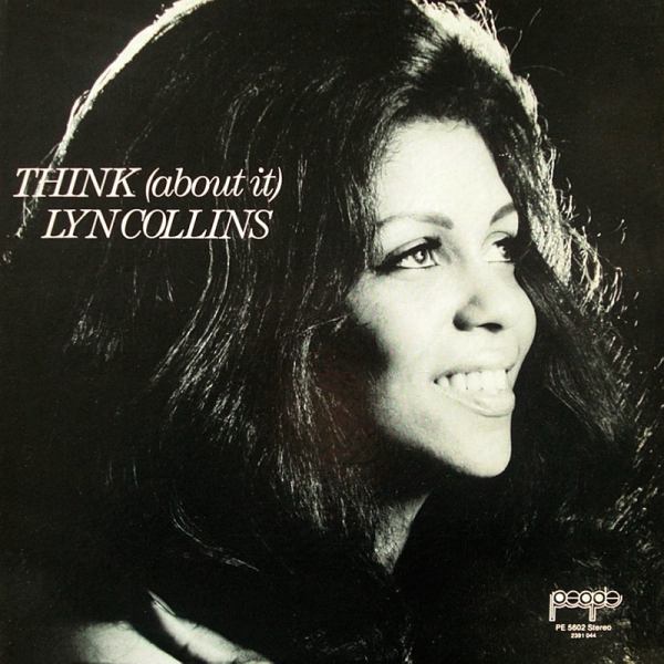 Lyn Collins Think (About It) cover art