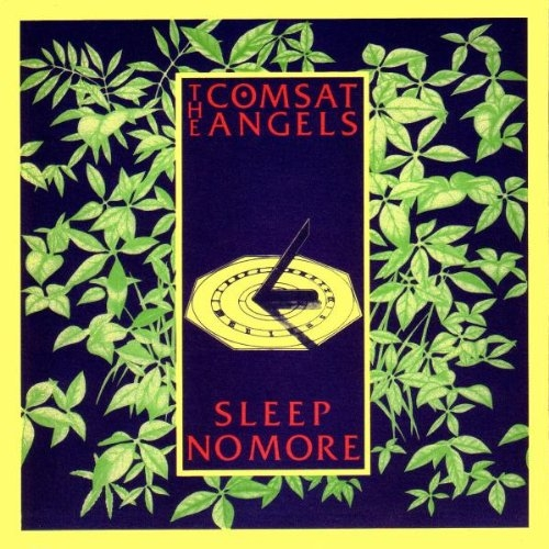 The Comsat Angels Sleep No More cover art