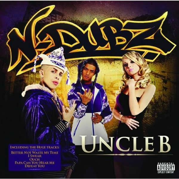 N-Dubz Uncle B cover art