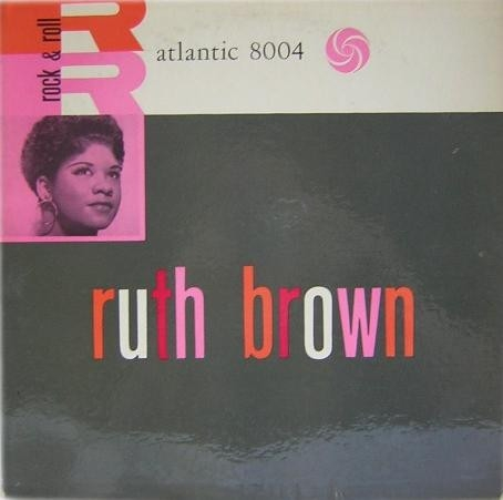 Ruth Brown Ruth Brown cover art