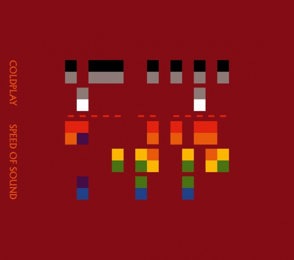 Coldplay Speed of Sound cover art