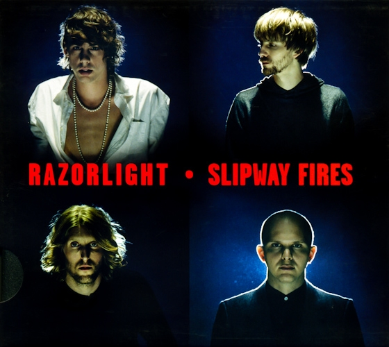 Razorlight Slipway Fires cover art