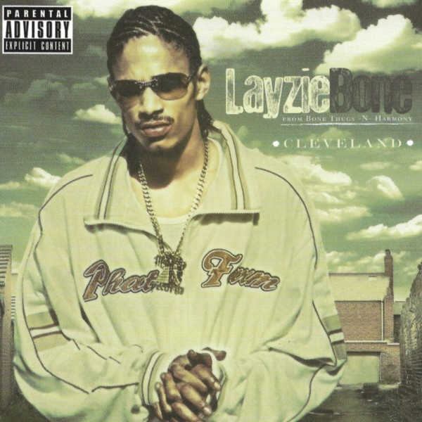 Layzie Bone Cleveland Cover Art