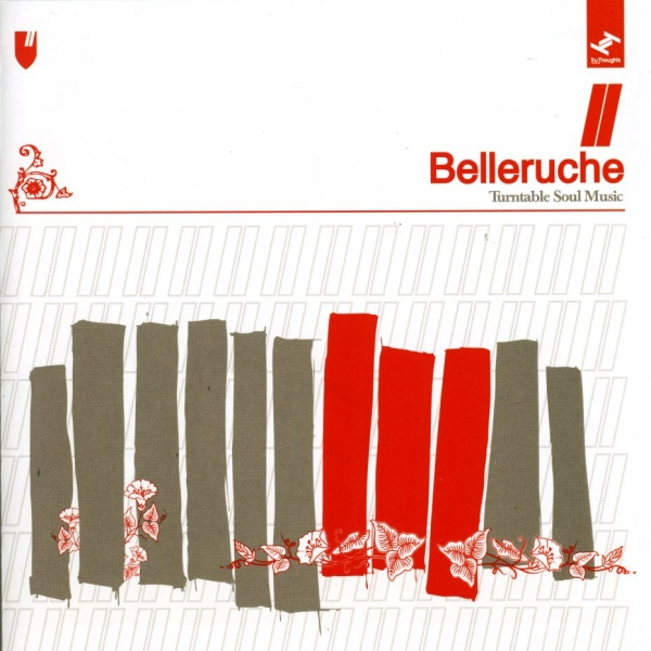 Belleruche Turntable Soul Music Cover Art
