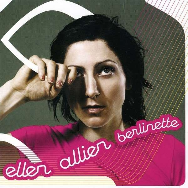 Ellen Allien Berlinette cover art