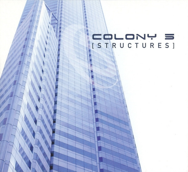 Colony 5 Structures cover art