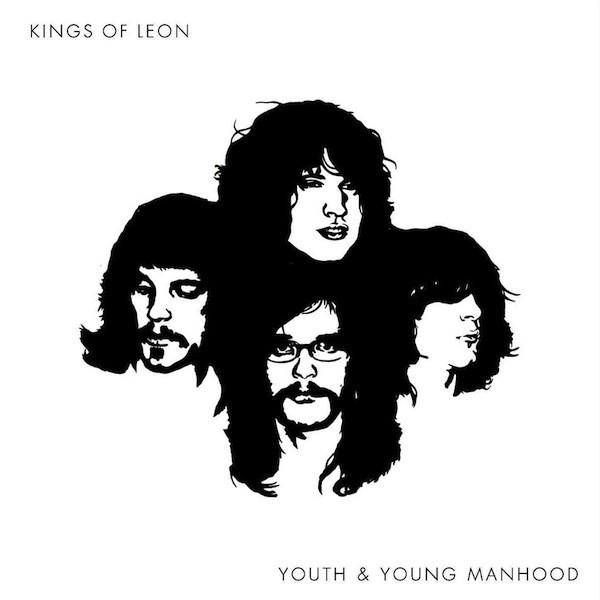 Kings of Leon Youth & Young Manhood cover art