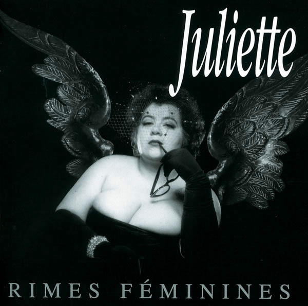 Juliette Rimes féminines cover art