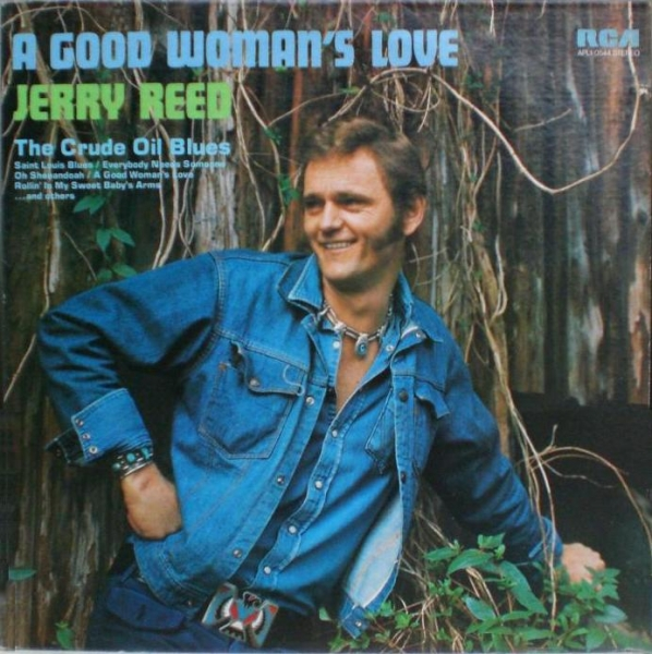 Jerry Reed A Good Woman's Love cover art