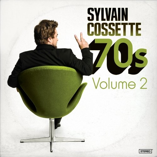 Sylvain Cossette 70s Volume 2 Cover Art