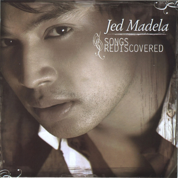Jed Madela Songs Rediscovered cover art