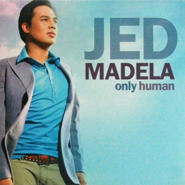 Jed Madela Only Human cover art