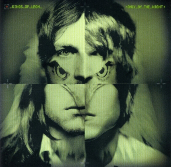 Kings of Leon Only by the Night cover art
