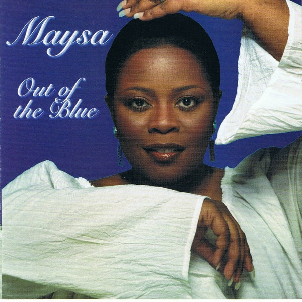Maysa Out of the Blue Cover Art