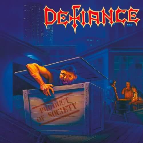 Defiance Product of Society Cover Art
