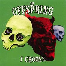 The Offspring I Choose Cover Art