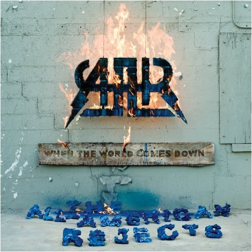 The All‐American Rejects When the World Comes Down cover art