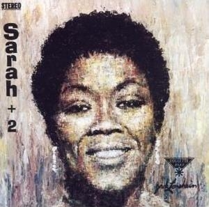Sarah Vaughan Sarah + 2 cover art
