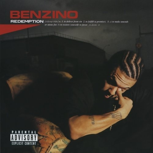 Benzino Redemption Cover Art