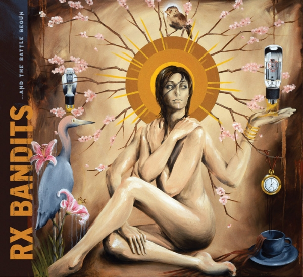Rx Bandits …And the Battle Begun cover art
