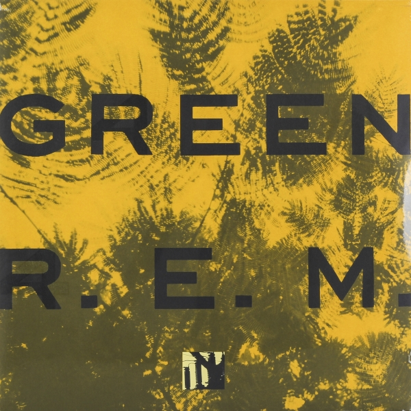 R.E.M. Green cover art