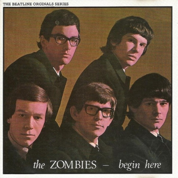 The Zombies Begin Here cover art