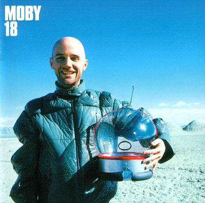 Moby 18 cover art