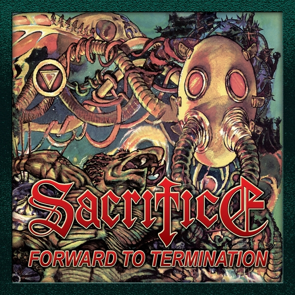 Sacrifice Forward to Termination cover art