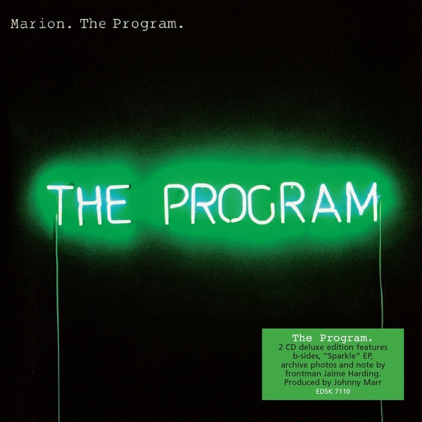 Marion The Program Cover Art