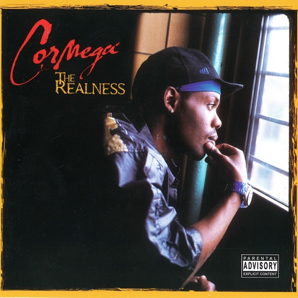 Cormega The Realness cover art