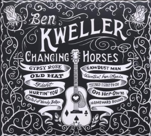 Ben Kweller Changing Horses Cover Art