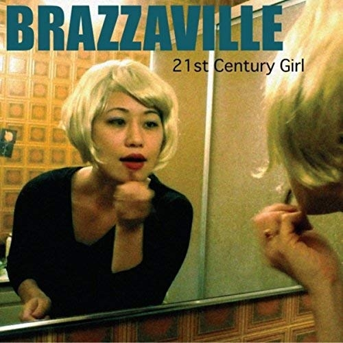 Brazzaville 21st Century Girl cover art