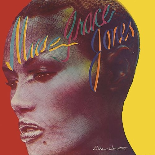 Grace Jones Muse cover art