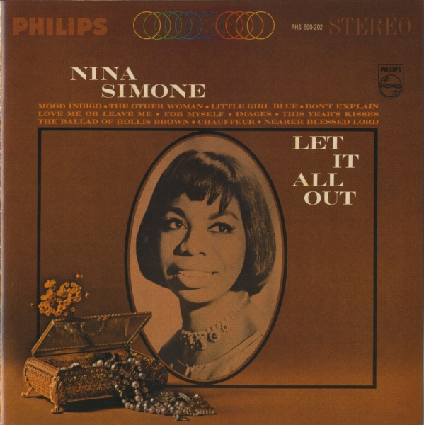 Nina Simone Let It All Out cover art