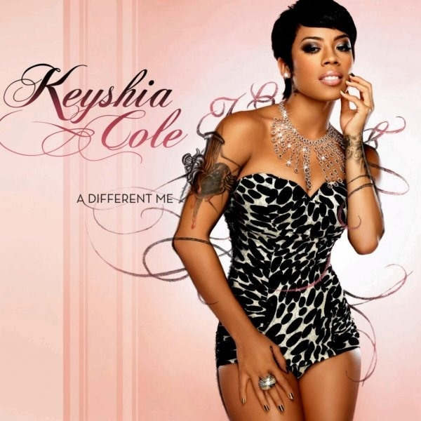 Keyshia Cole A Different Me Cover Art