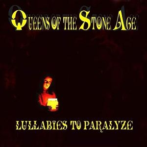 Queens of the Stone Age Lullabies to Paralyze cover art