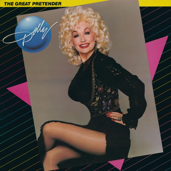 Dolly Parton The Great Pretender cover art
