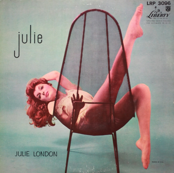 Julie London Julie cover art