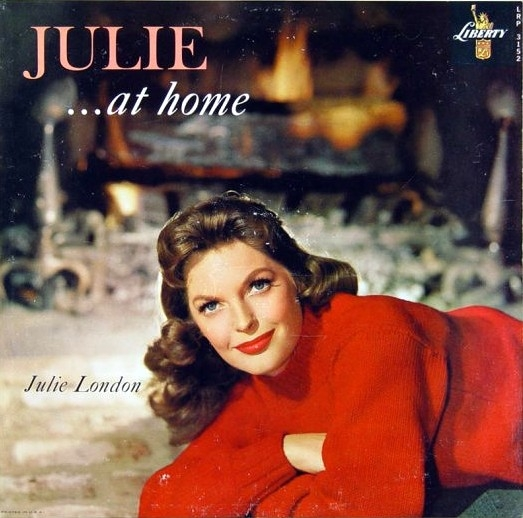 Julie London Julie… at Home Cover Art