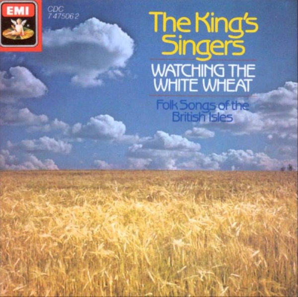 The King's Singers Watching the White Wheat Cover Art