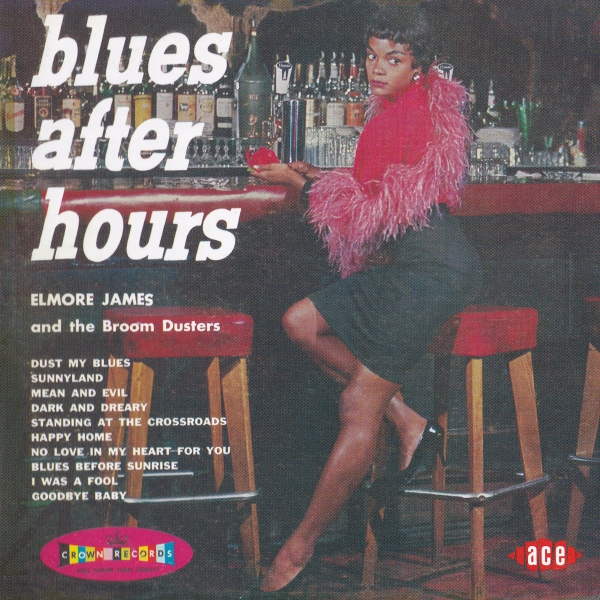 Elmore James Blues After Hours cover art