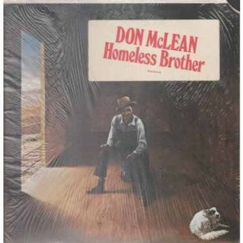 Don McLean Homeless Brother cover art
