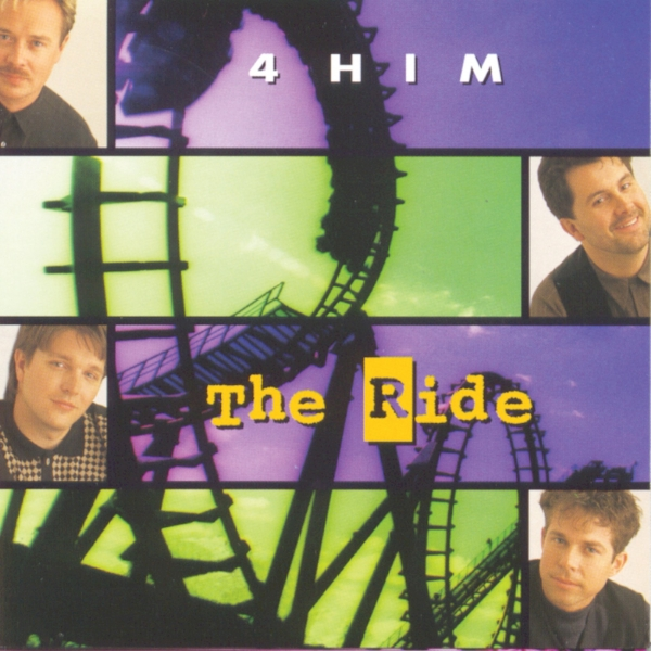 4Him The Ride cover art