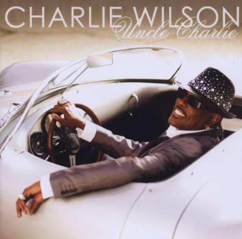 Charlie Wilson Uncle Charlie cover art