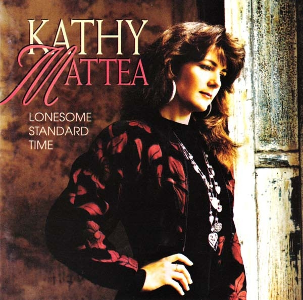 Kathy Mattea Lonesome Standard Time cover art