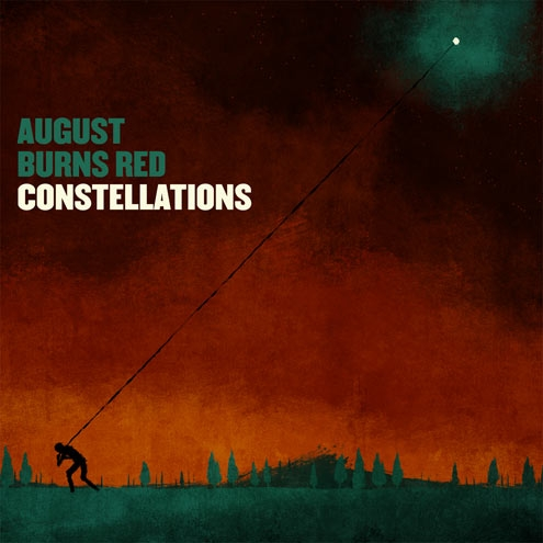 August Burns Red Constellations cover art
